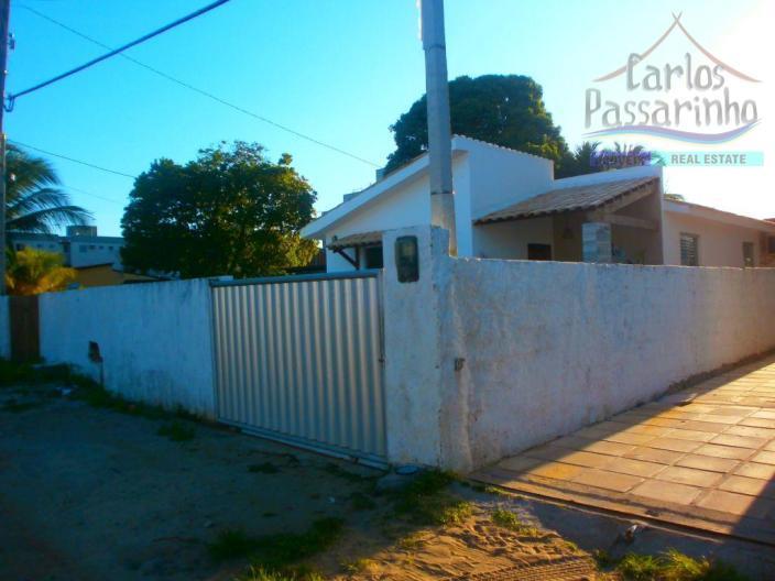 Casa á venda no centro de Jacumã