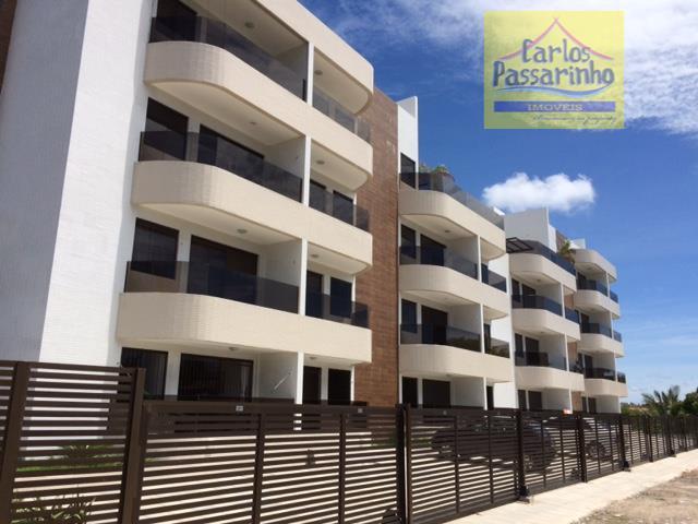 Apartamento  residencial para venda e locação, Tabatinga, Conde.