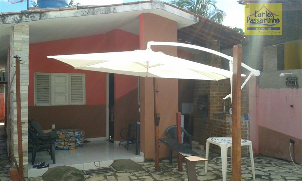 Casa em Jacumã com piscina á venda!