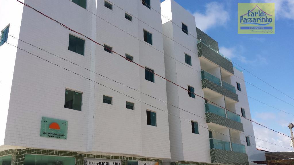 Apartamento residencial para locação, Jacumã, Conde.