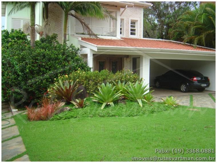 Sobrado residencial para venda e locação, Condomínio Rio das Pedras, Campinas.