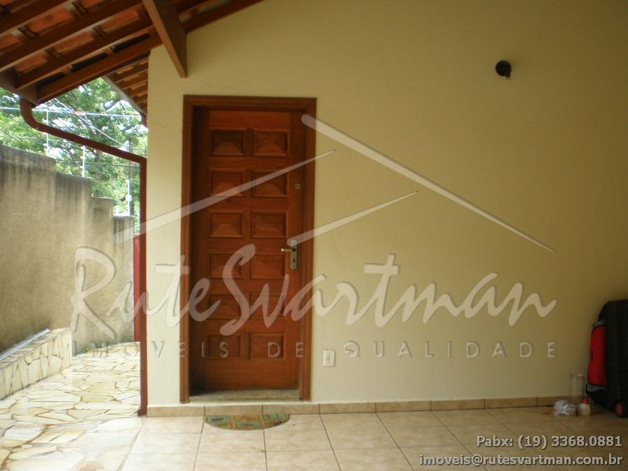 Casa residencial para locação, Cidade Universitária, Campinas - CA1702.