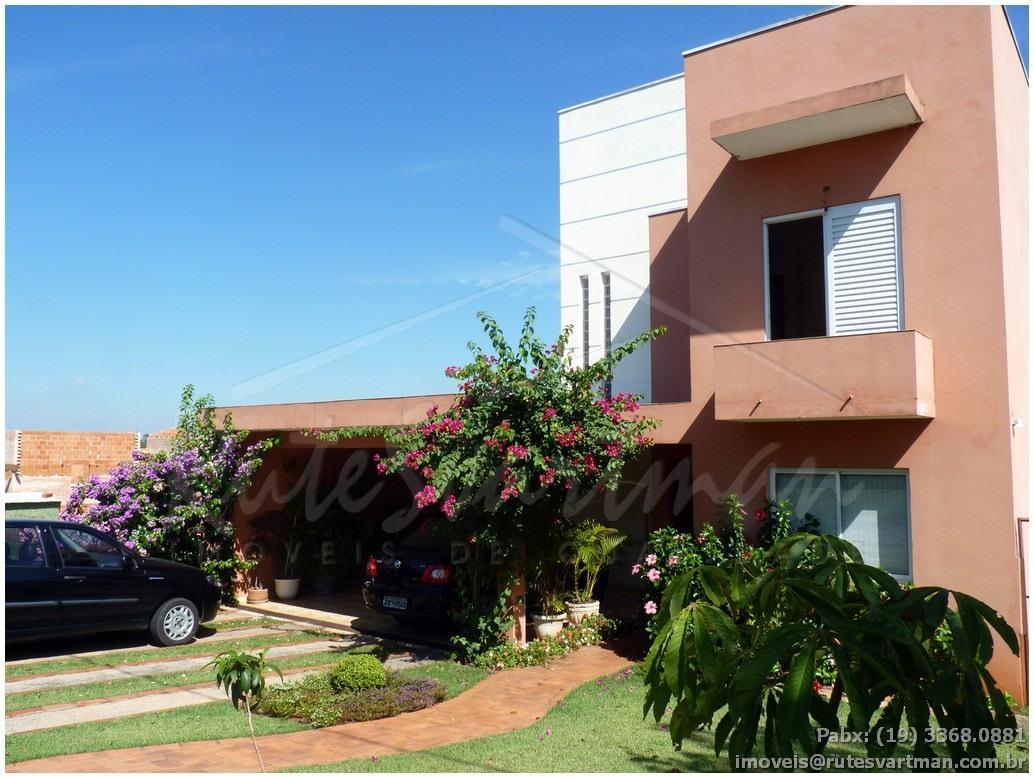 Sobrado residencial à venda, Guara, Campinas - CA2900.