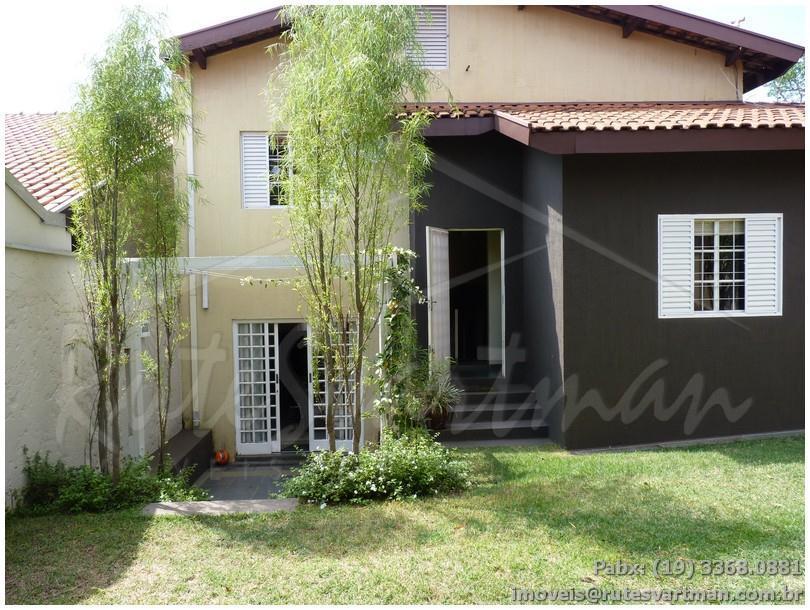 Casa residencial à venda, Cidade Universitária, Campinas - CA2785.