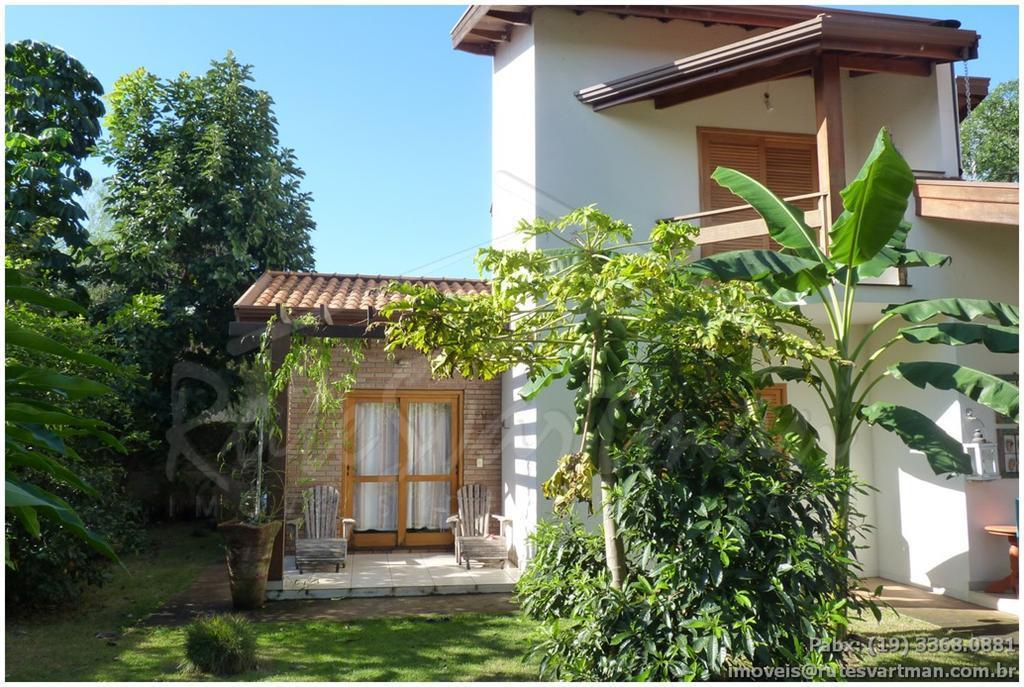 Casa residencial à venda, Chácara Santa Margarida, Campinas - CA2162.