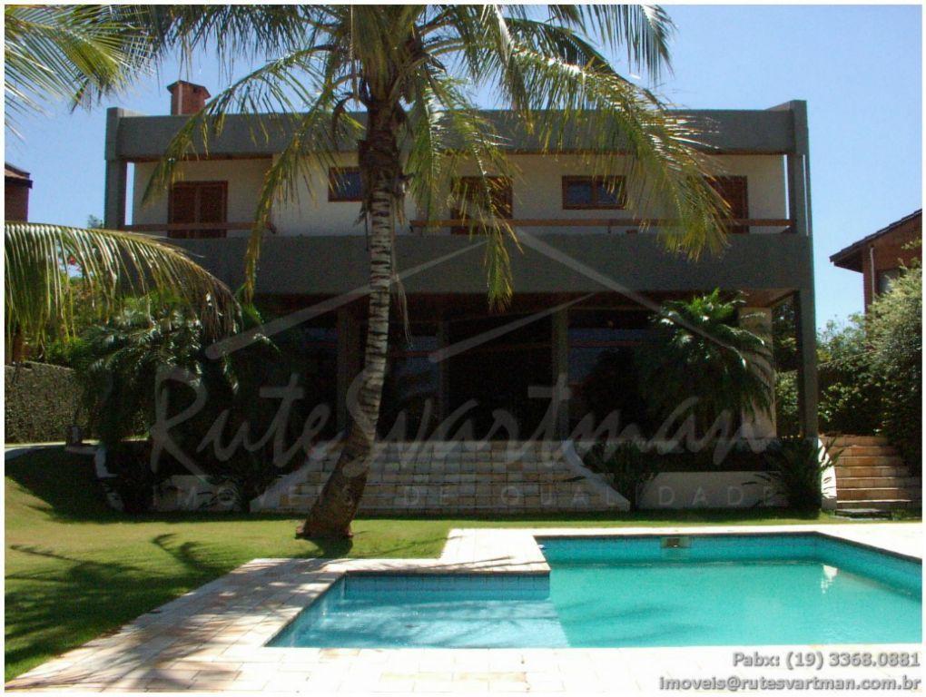 Casa residencial para venda e locação, Barão Geraldo, Campinas - CA2203.