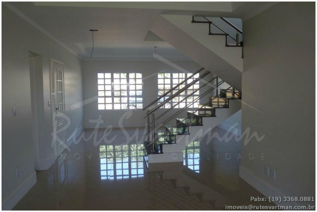 Casa residencial para venda e locação, Condomínio Figueira Branca, Paulínia - CA2917.