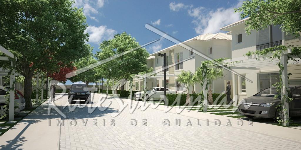 Sobrado residencial à venda, Residencial Barão Ville, Paulínia.