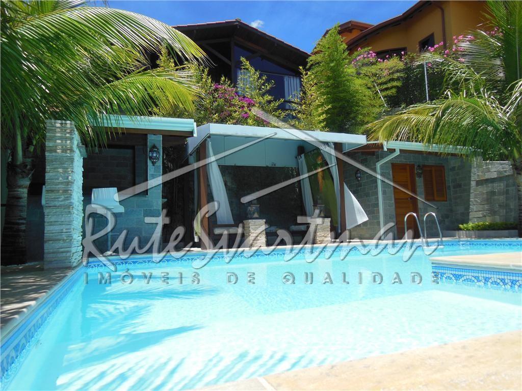 Sobrado residencial à venda, Caminhos de San Conrado, Campinas.