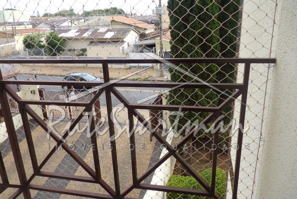 apartamento no jardim santa genebra - 3 dormitórios (1 suíte) - 2 vagas de garagem -...