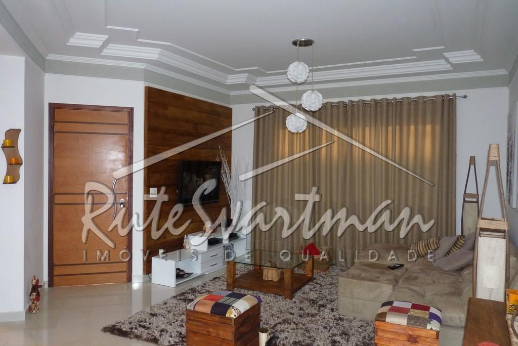 Casa residencial à venda, Terras do Barão, Campinas.