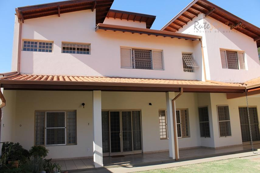 Sobrado residencial à venda, Cidade Universitária, Campinas - SO0198.