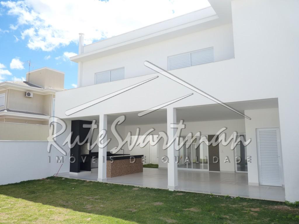 Sobrado residencial à venda, Condomínio Figueira Branca, Paulínia