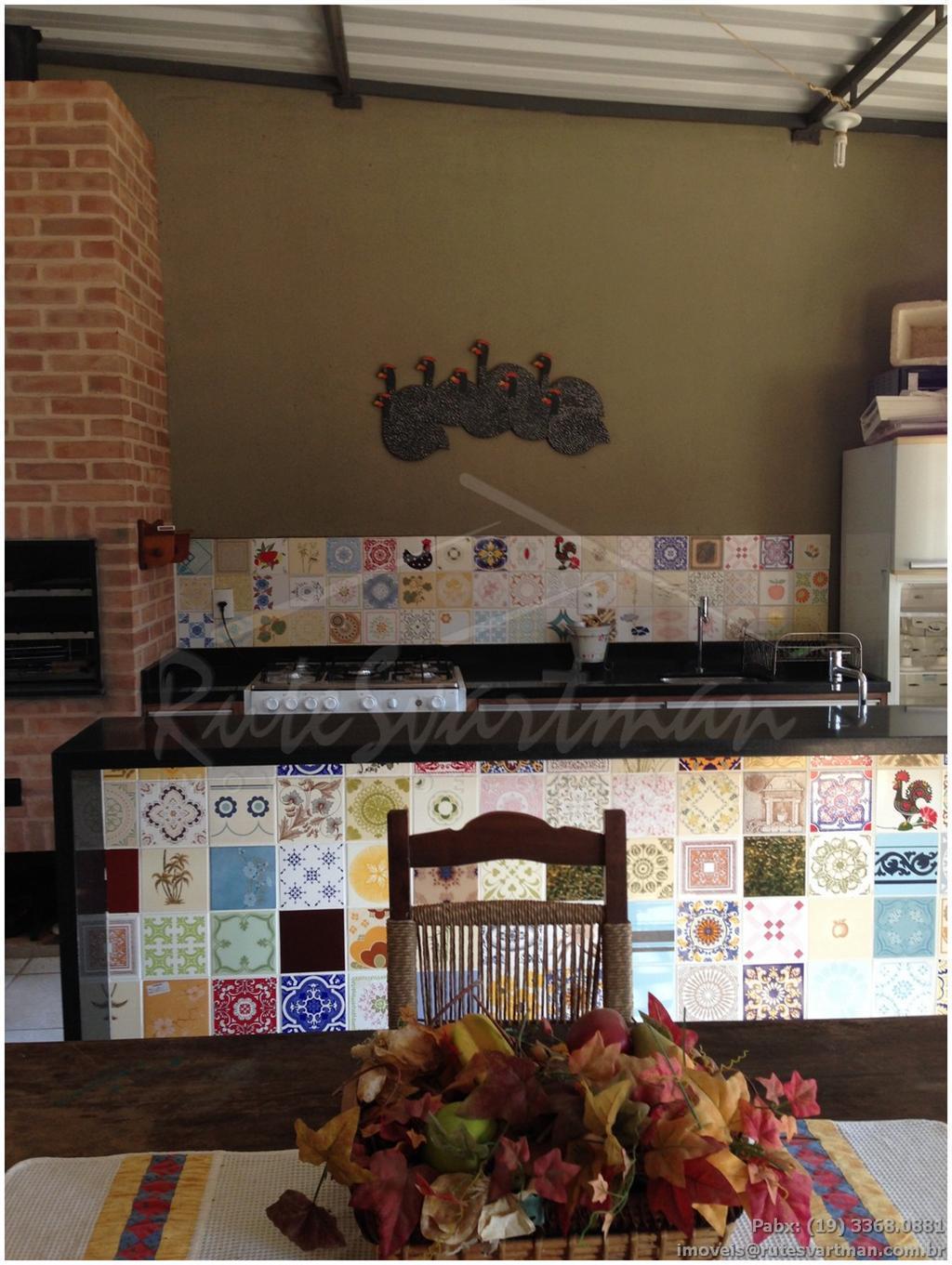 Sobrado residencial à venda, Condomínio Residencial Triângulo, Campinas.