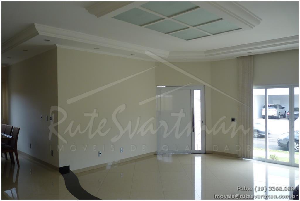 Casa residencial à venda, Condomínio Villa Lobos, Paulínia - CA2470.