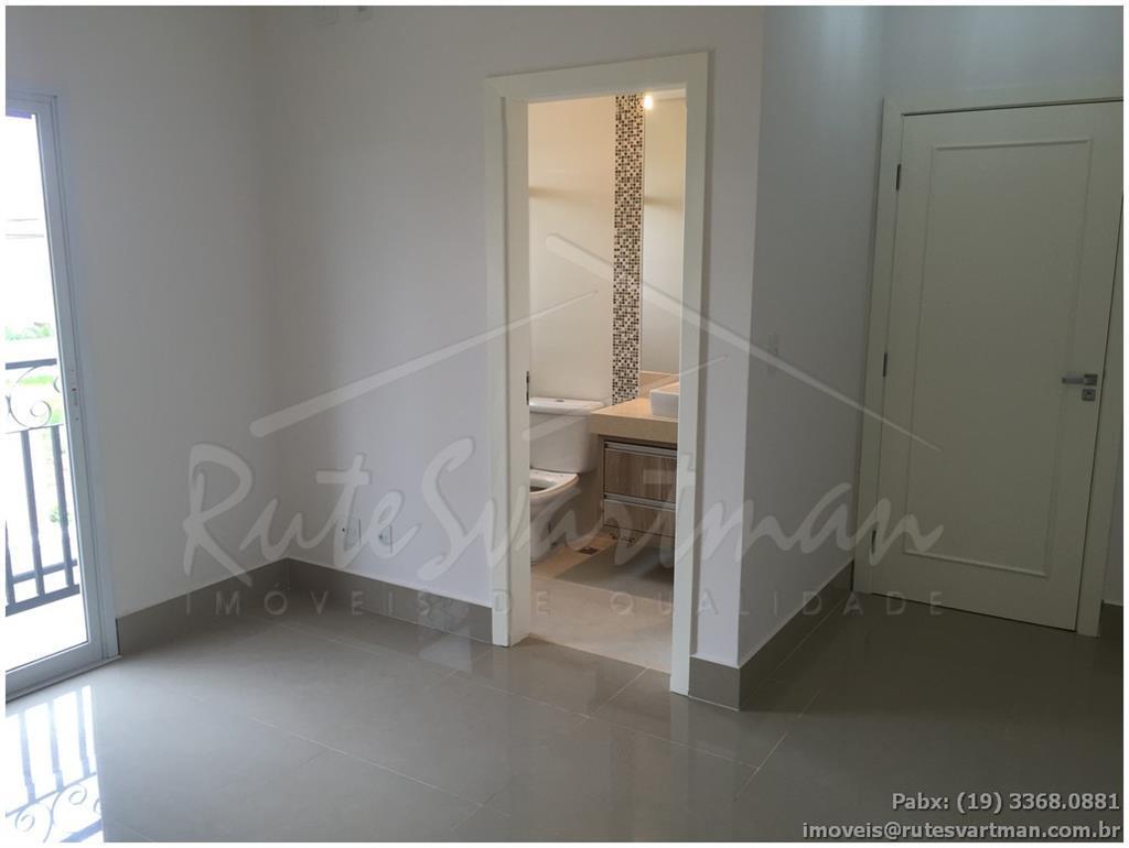 sobrado no bairro terras do barão em barão geraldo - 3 suítes - vendadescritivo:piso térreo- sala...