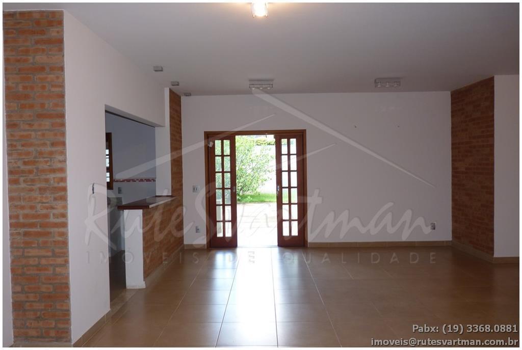 Casa residencial à venda, Cidade Universitária, Campinas - CA2538.