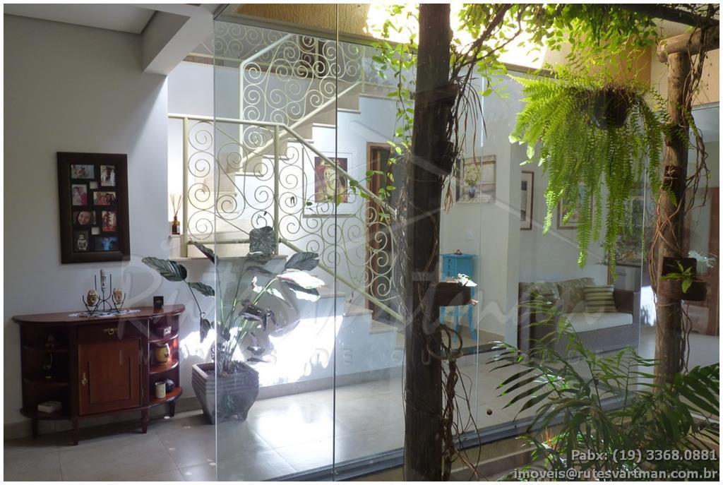 a residencial à venda, Chácara Belvedere, Campinas.
