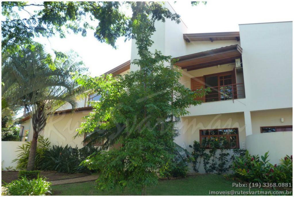 Sobrado residencial à venda, Condomínio Residencial Barão do Café, Campinas.