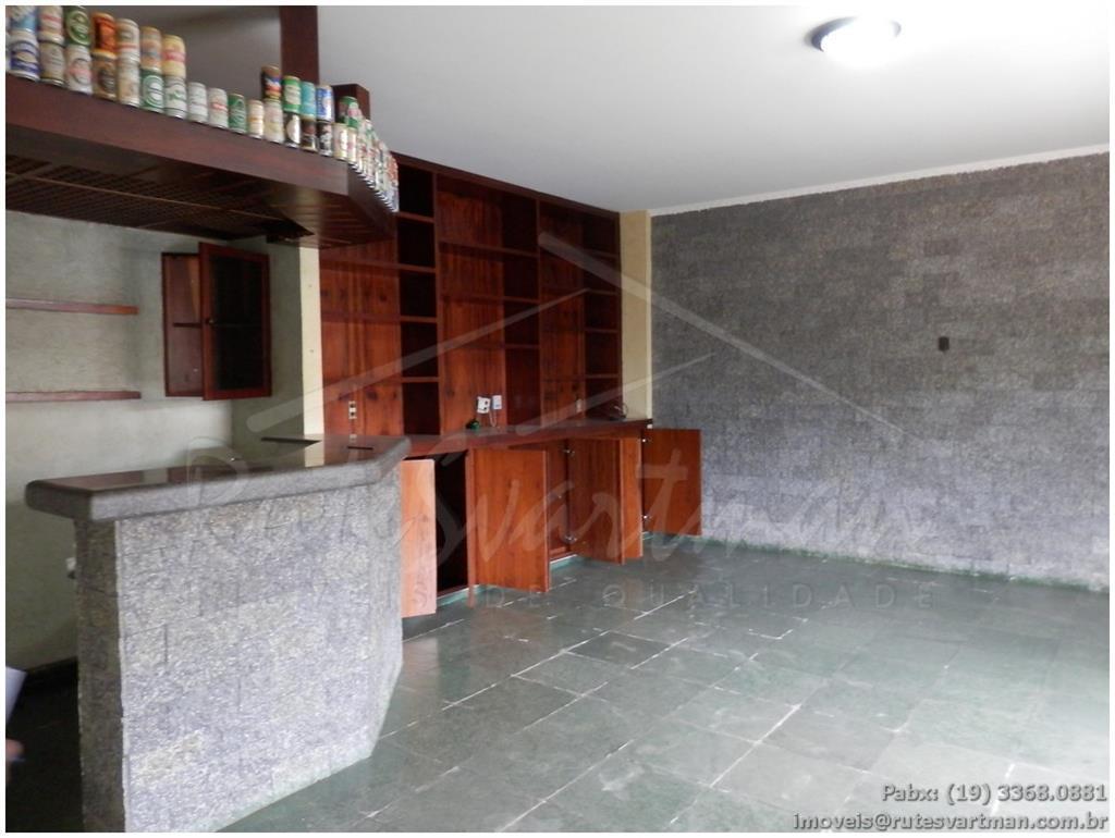 Casa residencial à venda, Jardim do Sol, Campinas - CA2571.