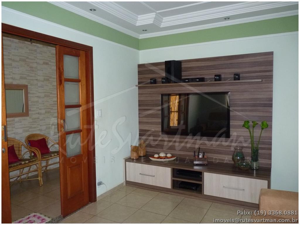 Casa residencial à venda, Jardim Roseira, Campinas - CA2591.