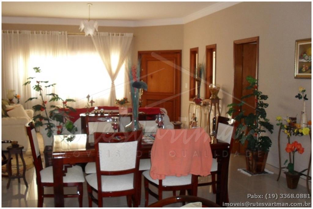 Sobrado residencial à venda, Residencial Terras do Barão, Campinas