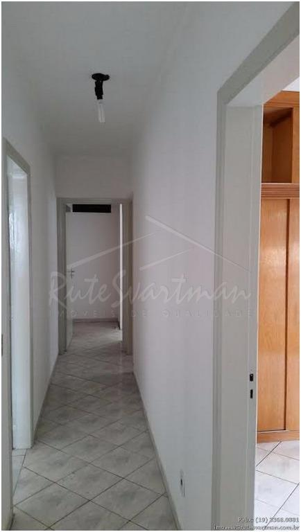 Apartamento residencial à venda, Cambuí, Campinas - AP0874.