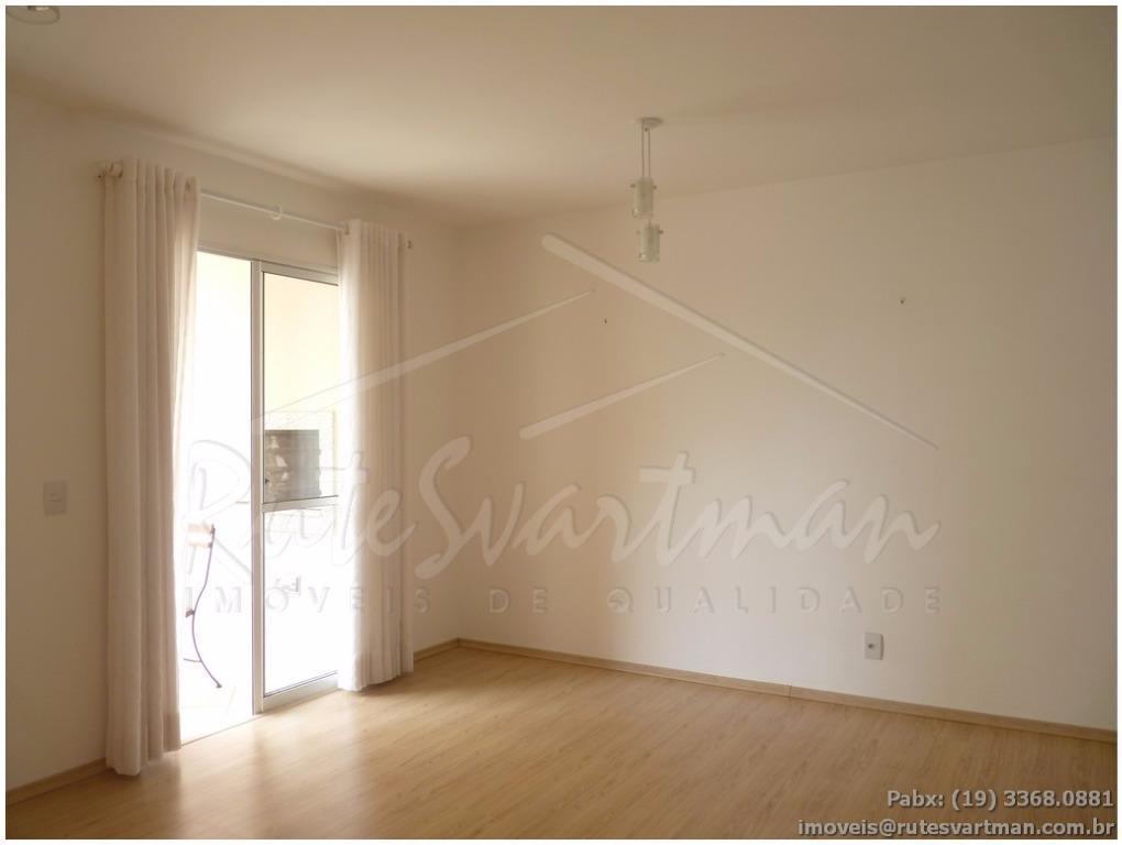 Apartamento  residencial à venda, Loteamento Center Santa Genebra, Campinas.