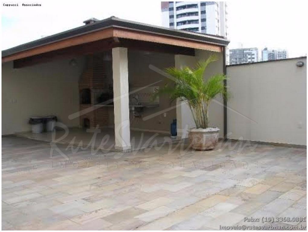 Apartamento  residencial à venda, Grupo Residencial do Iapc, Campinas.