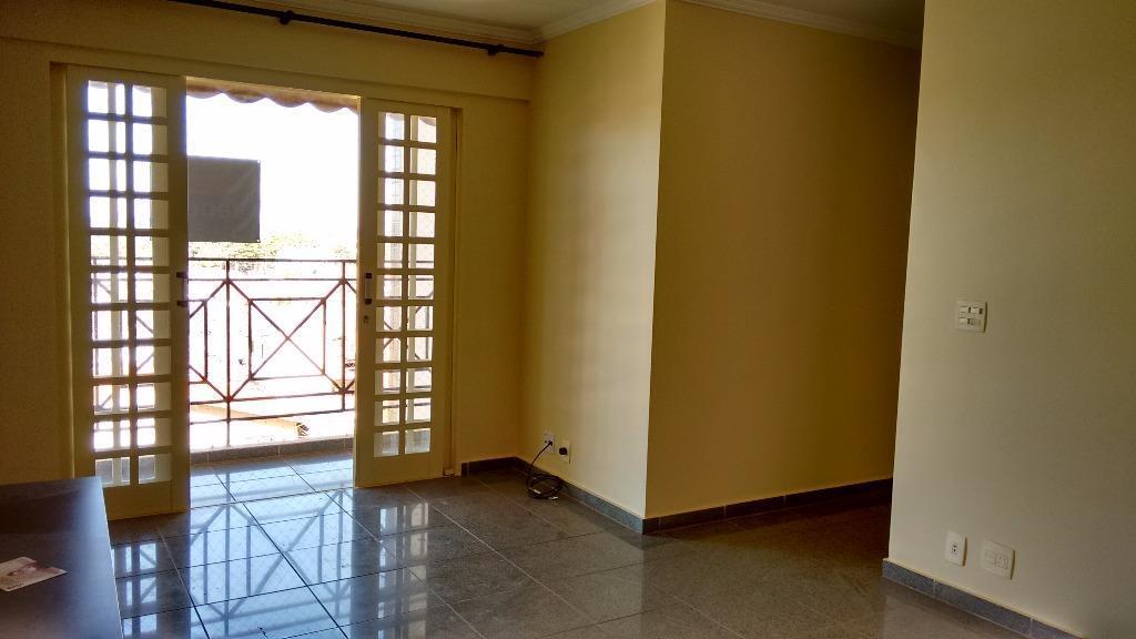 Apartamento residencial para venda e locação, Jardim Santa Genebra, Campinas - AP0880.
