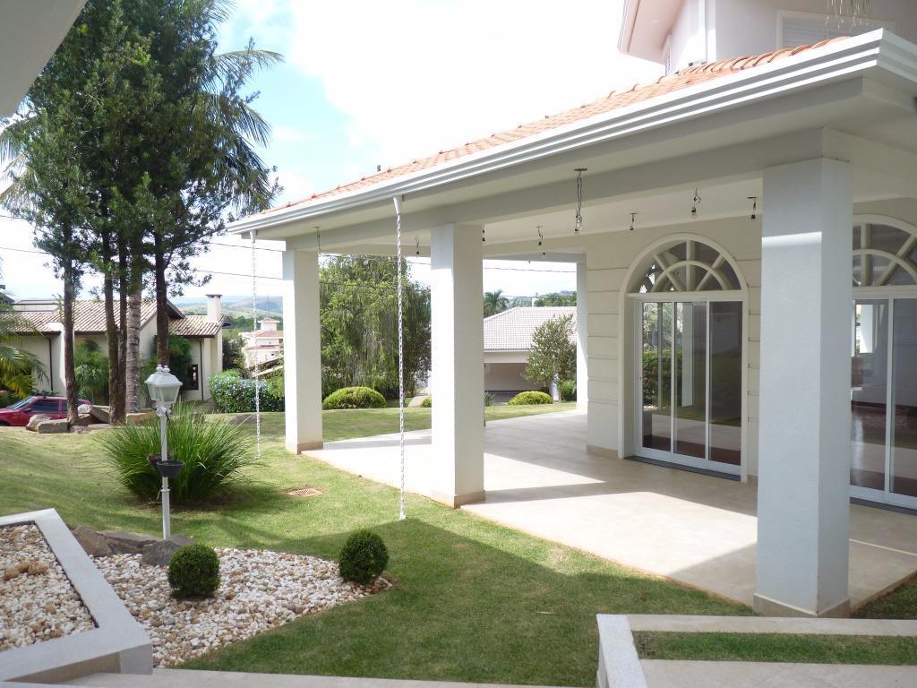 Sobrado residencial para venda e locação, Condominio Residencial Colinas de Santander - Gramado, Campinas