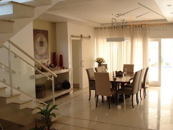 Sobrado residencial para venda e locação, Condominio Estancia Paraiso, Campinas - CA2674.