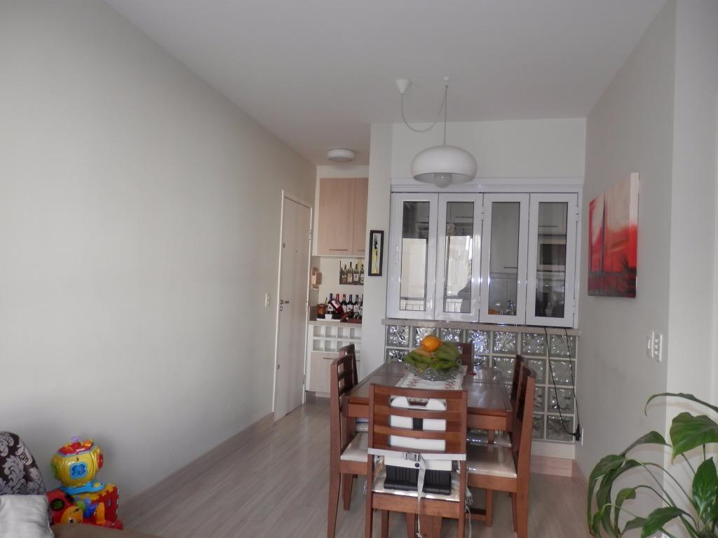 Apartamento residencial à venda, Jardim Santa Genebra, Campinas - AP0896.