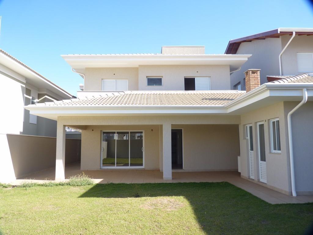 Casa residencial para venda e locação, Condomínio Figueira Branca, Paulínia - CA2938.