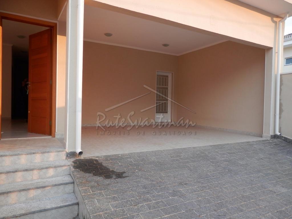 Casa  residencial para venda e locação, Residencial Terras do Barão, Campinas.