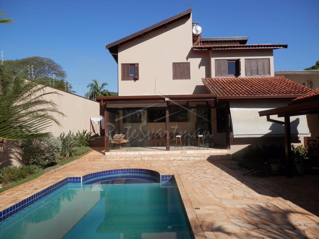 Lindo Sobrado  residencial à venda, Cidade Universitária, Campinas.