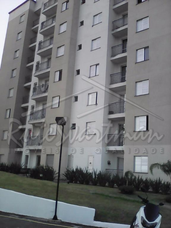Apartamento residencial à venda, Condomínio Ambiance 3, Campinas.