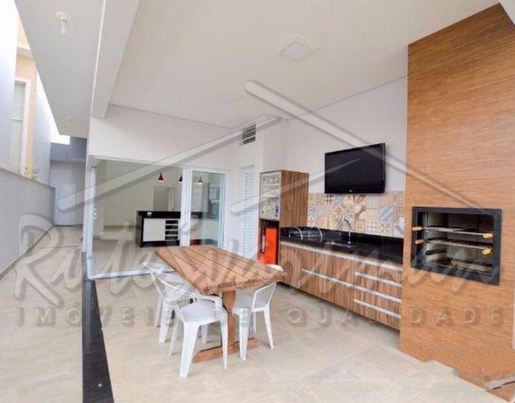Casa residencial à venda, Parque Brasil 500, Paulínia - CA2717.