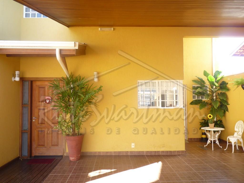 Casa residencial à venda, Cidade Universitária, Campinas - CA2802.