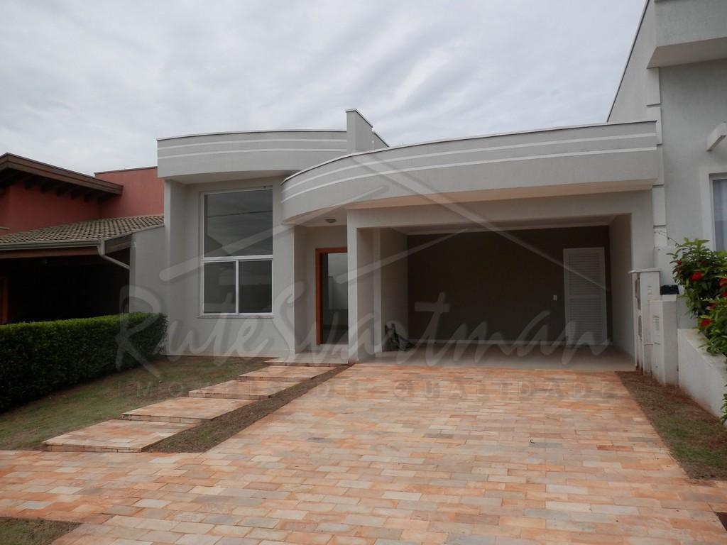 Casa residencial à venda, Condomínio Yucatan, Paulínia - CA2910.