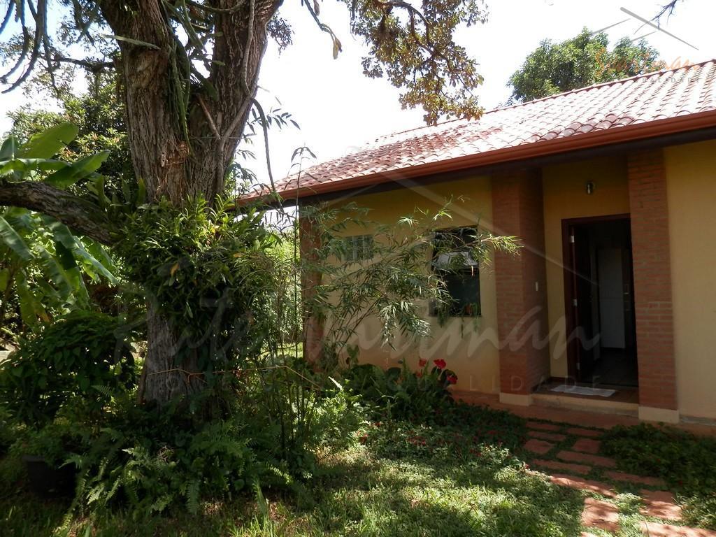 Casa residencial para locação, Chácara Belvedere, Campinas - CA2963.