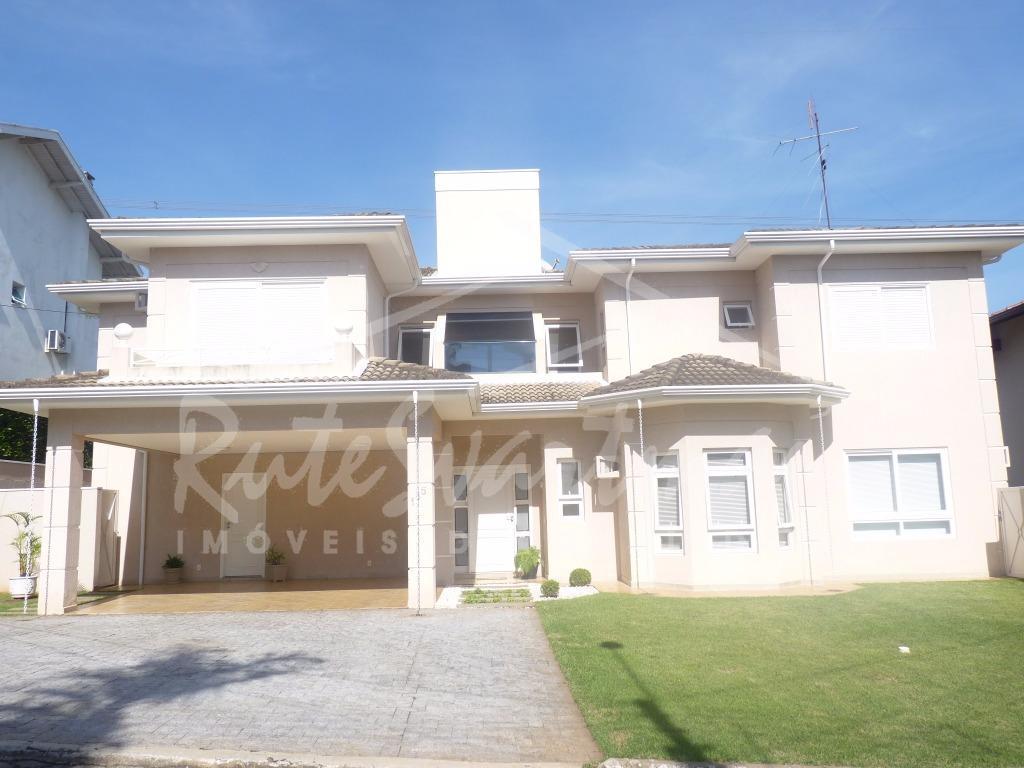 Sobrado residencial para venda e locação, Condominio Estancia Paraiso, Campinas.