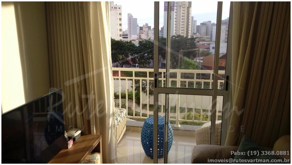 apartamento ótima localização - central park resort - vila industrial - 02 dormitórios.distribuição interna: sala para...