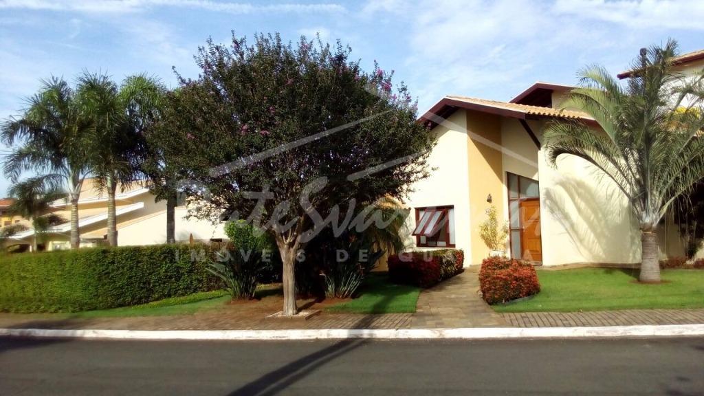 Casa residencial à venda, Condomínio Residencial Barão do Café, Campinas.