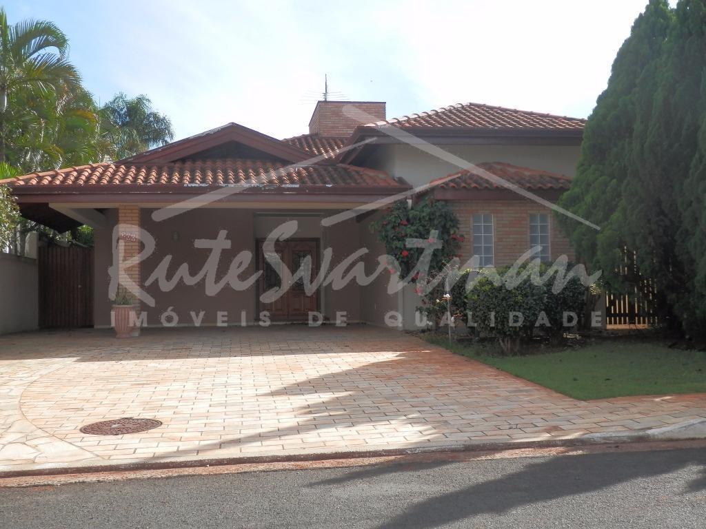 Casa residencial à venda, Condomínio Residencial Barão do Café, Campinas - CA2467.