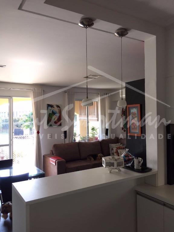 apartamento em ótima localização - jd sta genebra - avalon 2apartamento em ótima localização com 3...