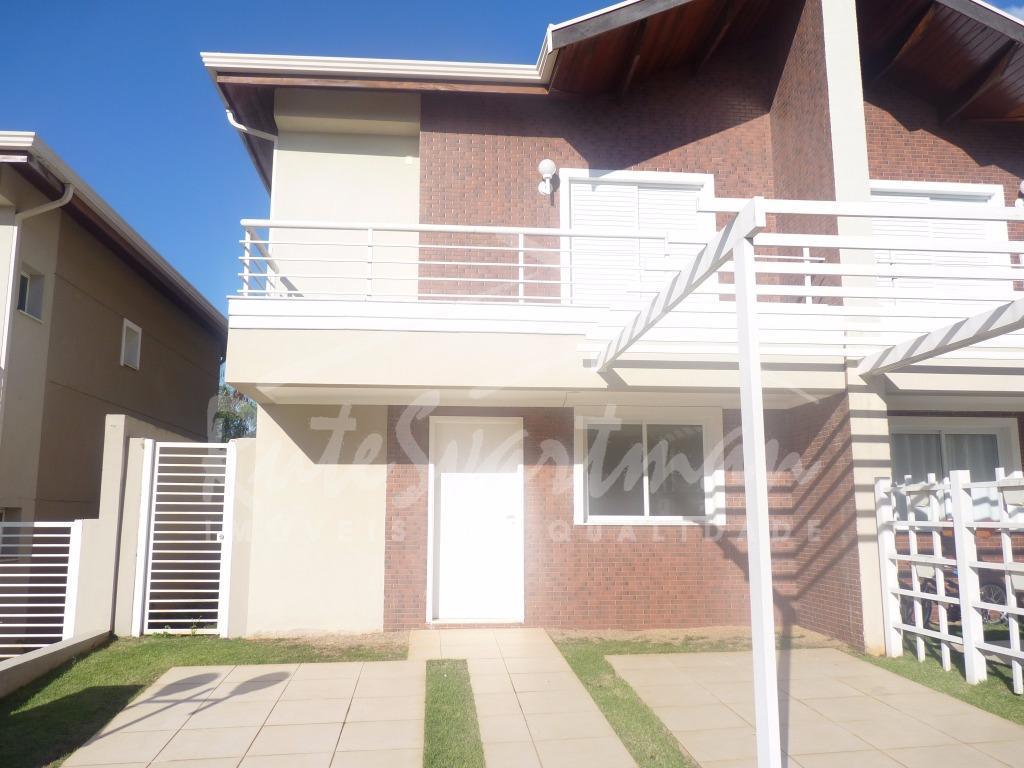 Sobrado residencial à venda, Alphaville Campinas, Campinas.