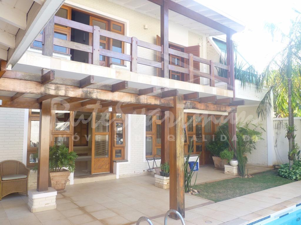 Casa residencial à venda, Cidade Universitária, Campinas - CA2118.