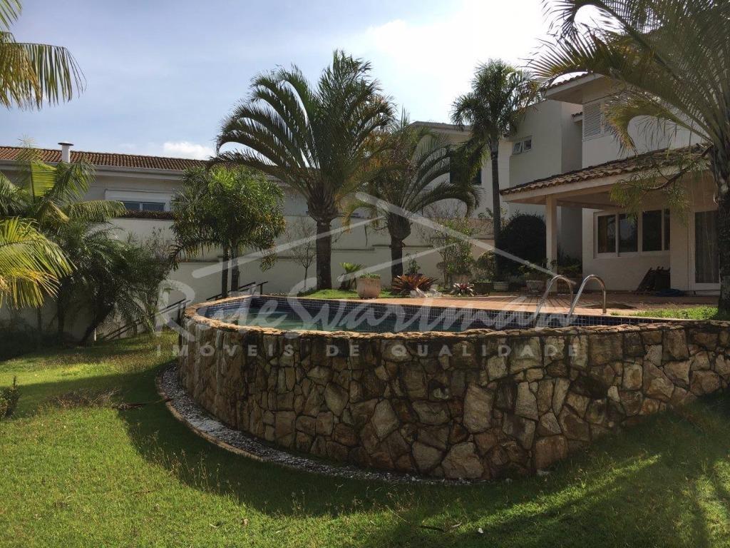 Casa residencial para venda e locação, Alphaville Campinas, Campinas - CA3050.