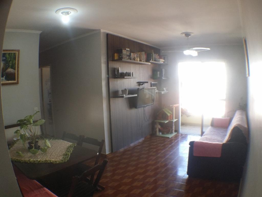 Apartamento residencial à venda, Vila Industrial, Campinas - AP1004.